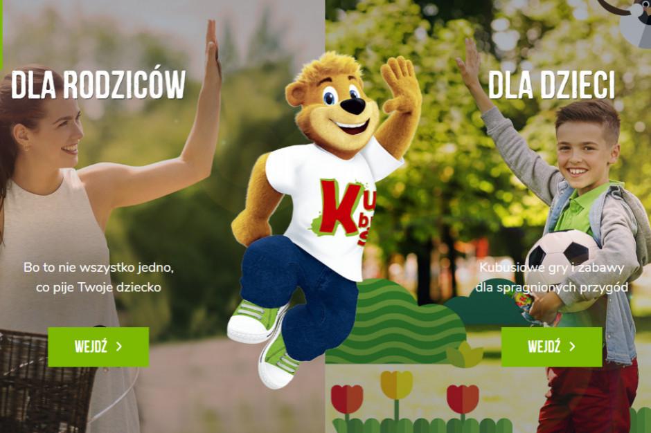 Kubuś z nową odsłoną swojej witryny w sieci