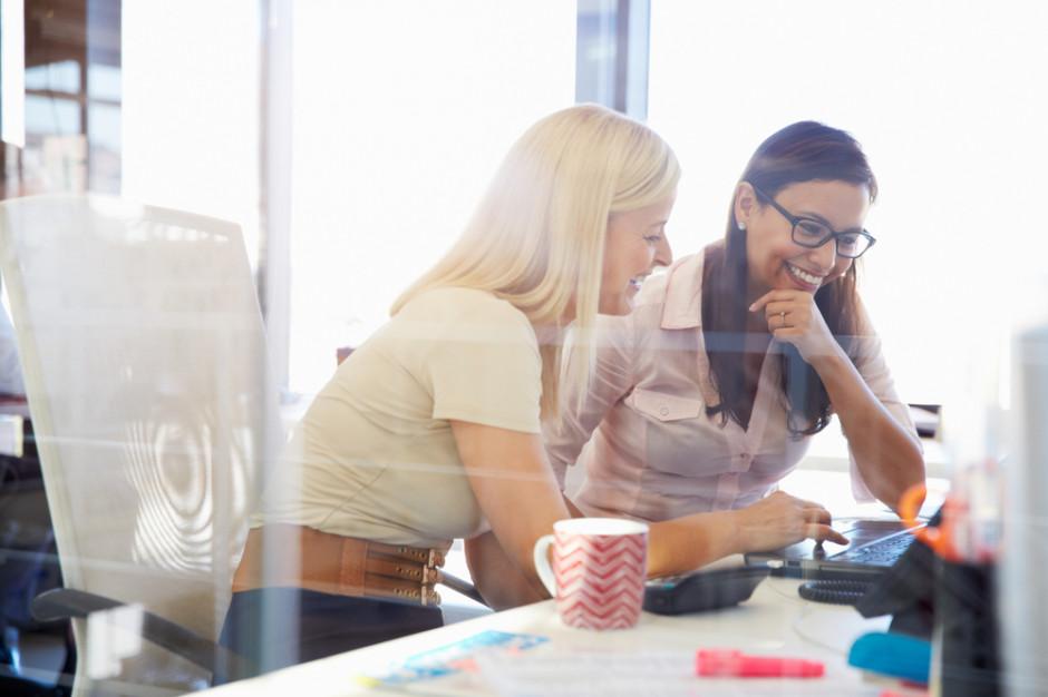 Badanie: Kobiety dobrze oceniają swoje zadowolenie z pracy zawodowej