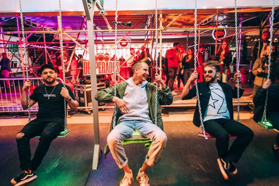 Electro Swing, czyli rozhuśtana impreza z nowym Desperadosem Mojito