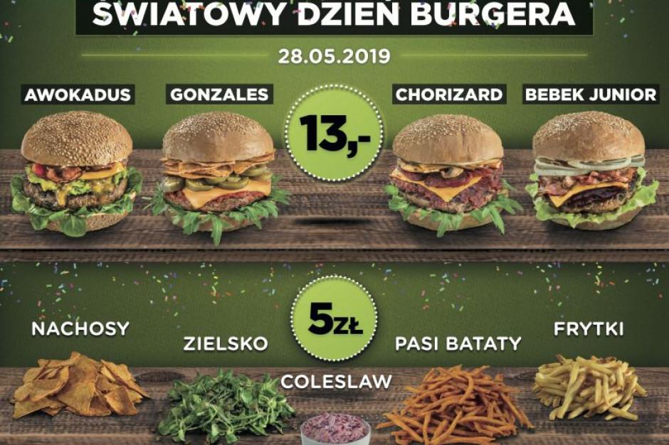 Światowy Dzień Burgera w Pasibusie