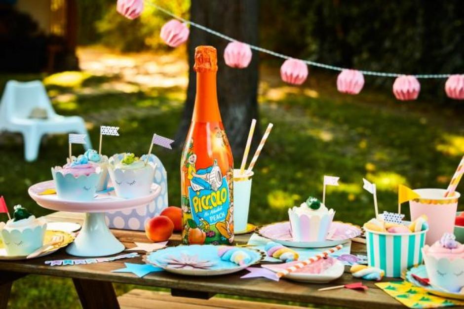 Grupa Ambra: największa grupa konsumentów napojów musujących takich jak Piccolo to dzieci 4-6 lat