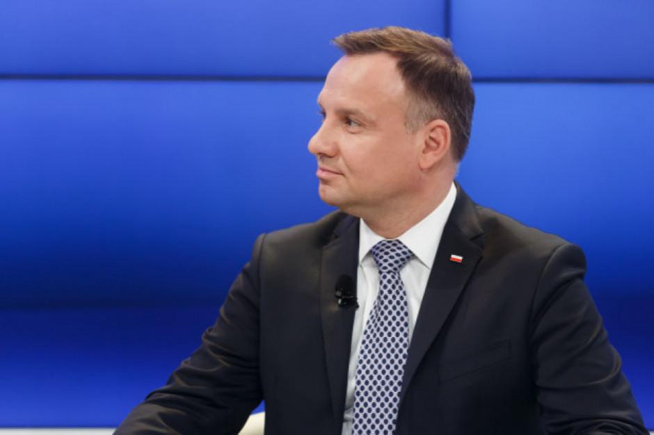 Prezydent: Ardanowski i główny lekarz weterynarii szukają szczęśliwego rozwiązania dla krów z Deszczna