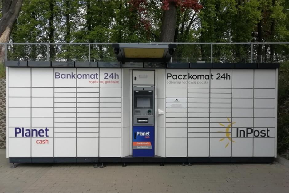 InPost uruchamia urządzenia pod nazwą BankoPaczkomat