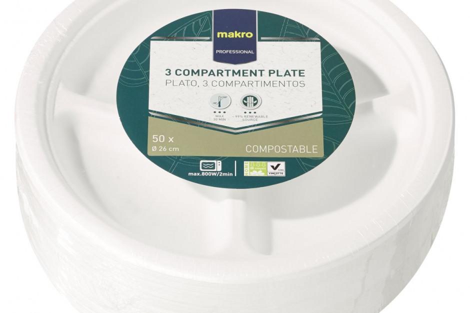 Makro Polska wprowadza kompostowalne akcesoria jednorazowe