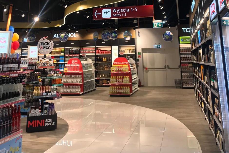 Aelia Duty Free z nowym sklepem na lotnisku Lublin-Świdnik