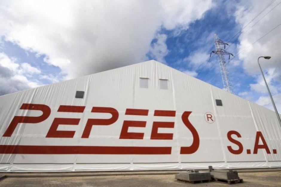Pepees chce wypłacić 6 groszy dywidendy za akcję