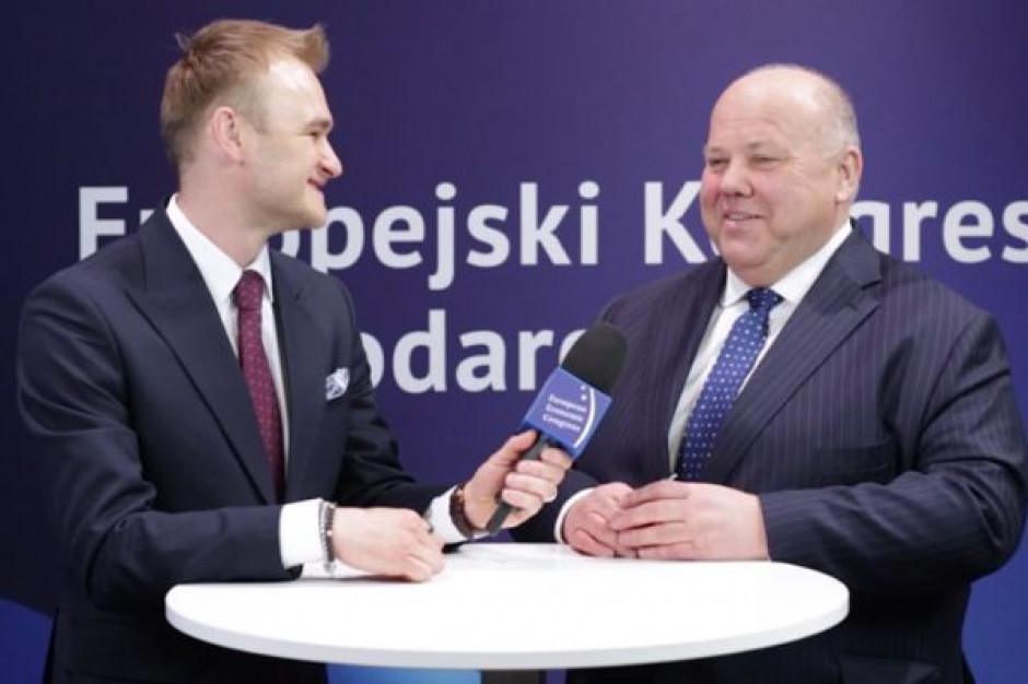 Prezes Makaronów Polskich na EEC 2019: Przyszedł czas, żeby powalczyć o większy udział na rynku (wideo)