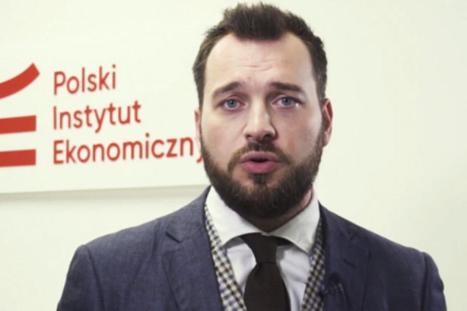 Szef PIE: Redukcja szarej strefy i luki VAT spowoduje dalszy wzrost dochodów CIT