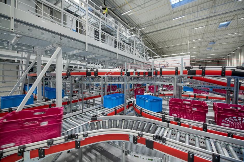 Frisco.pl: Wystartowało nowe centrum logistyczno-dystrybucyjne w Klaudynie pod Warszawą
