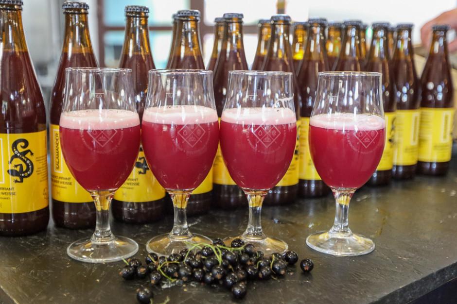 Owoce i piwa kraftowe? Nowy pomysł na promocję piw z dodatkiem owoców jagodowych