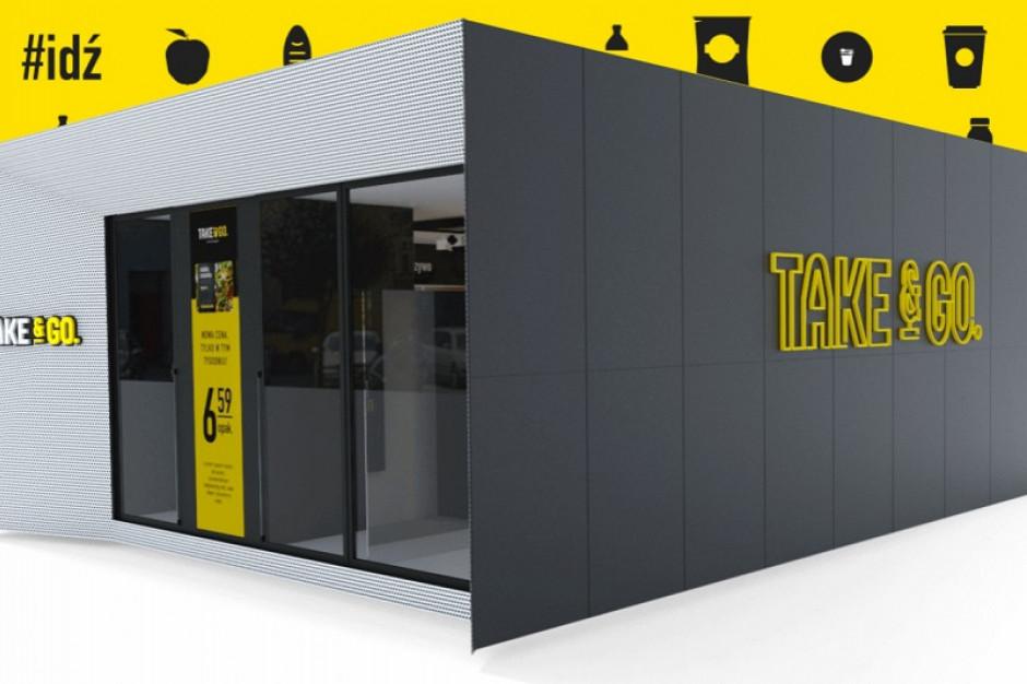 Bezobsługowy i bezkasowy sklep Take&GO ruszy w czerwcu w Poznaniu