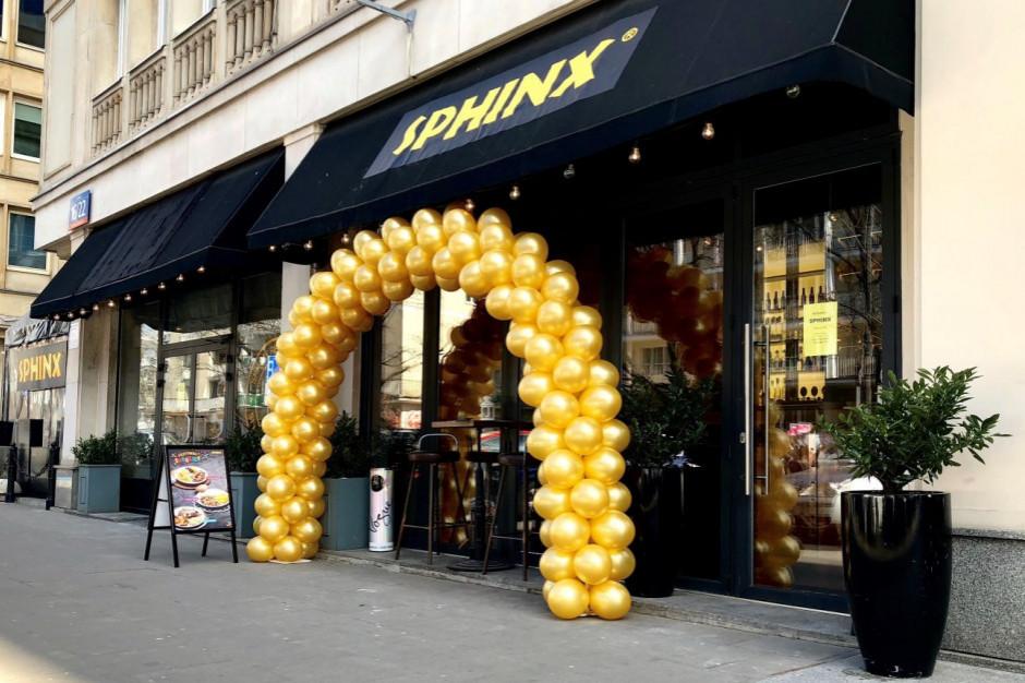 Sfinks rozwija franczyzę i portfolio marek