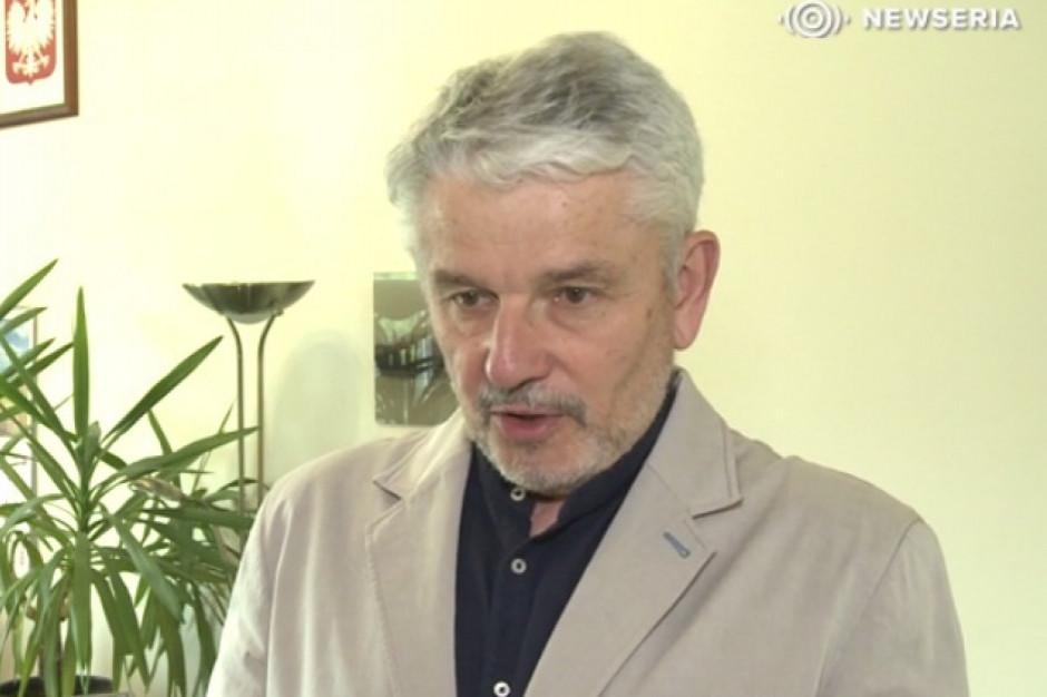 Krzysztof Brzózka nie jest już dyrektorem PARPA