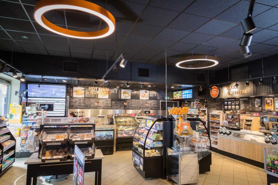 Circle K wprowadza na stacjach paliw nowy koncept sklepów