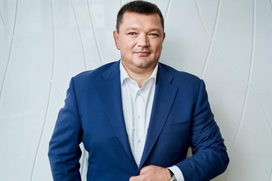 Taras Barszczowski uruchomi zakład przetwórstwa jabłek w Brzostowcu
