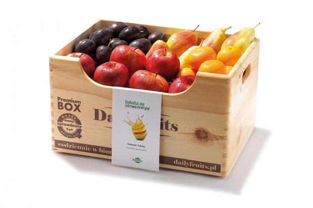 Dailyfruits - czyli owoce i warzywa w każdym biurze