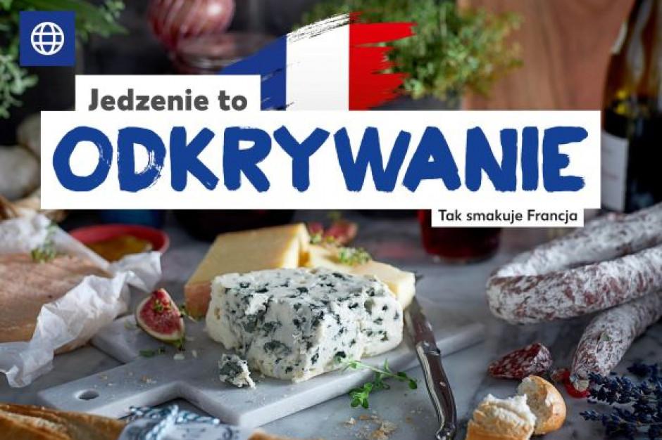 """Kaufland rusza z nową akcją """"Jedzenie to... odkrywanie"""""""