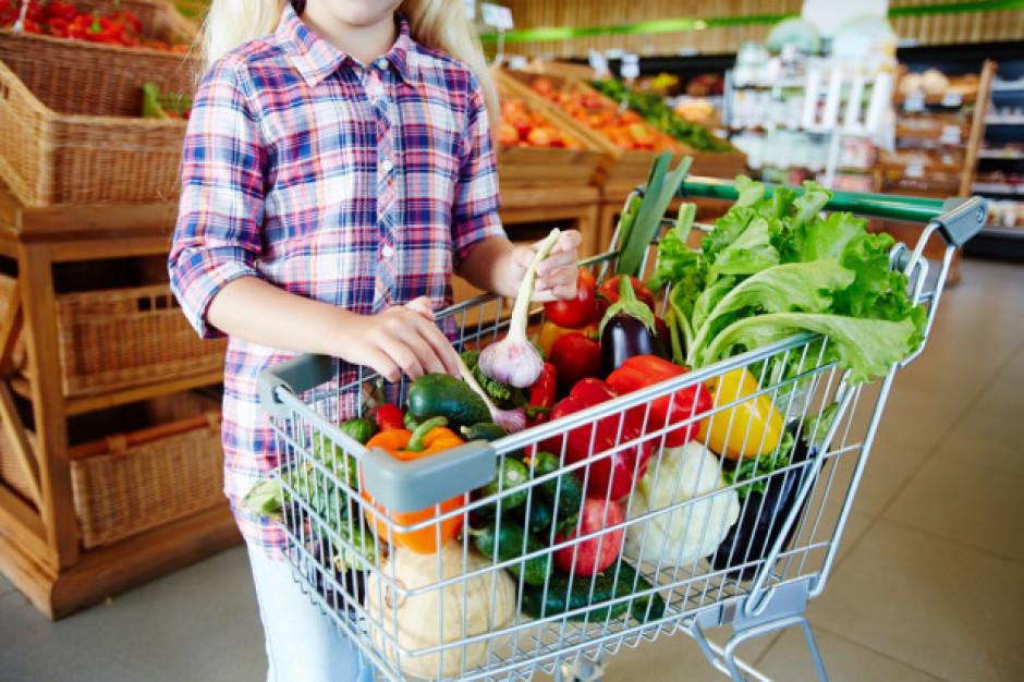 W maju dynamika cen żywności na poziomie z kwietnia
