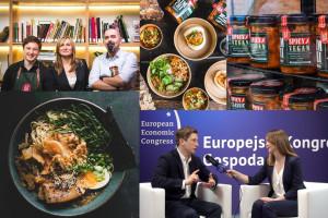 Łapanowski: Ilość żywności na rynku jest wystarczająca. Wyzwaniem jest jakość (wideo)