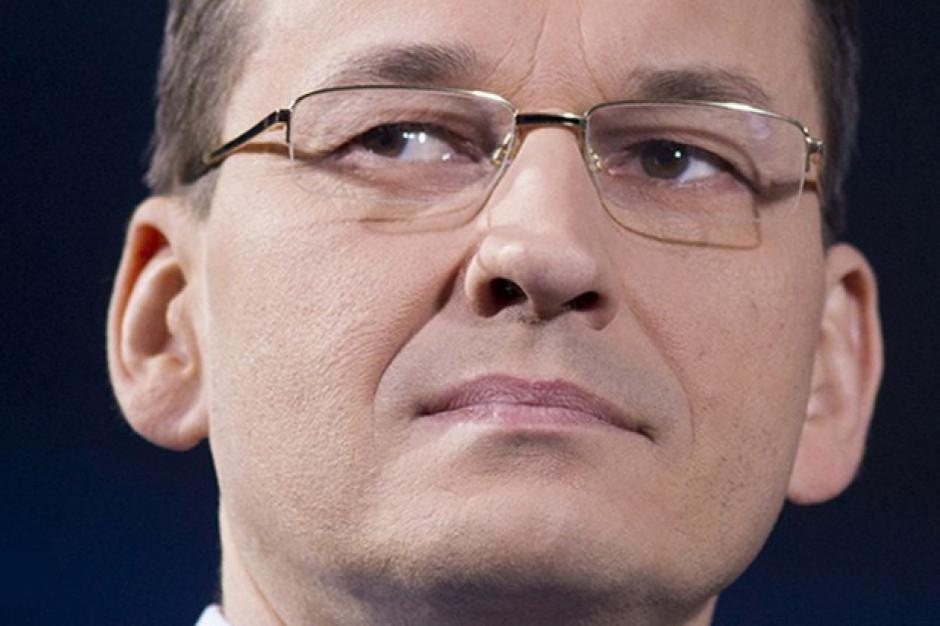 15a4fac40 Premier: chcemy, by Polacy zarabiali w ciągu kilku, kilkunastu lat ...