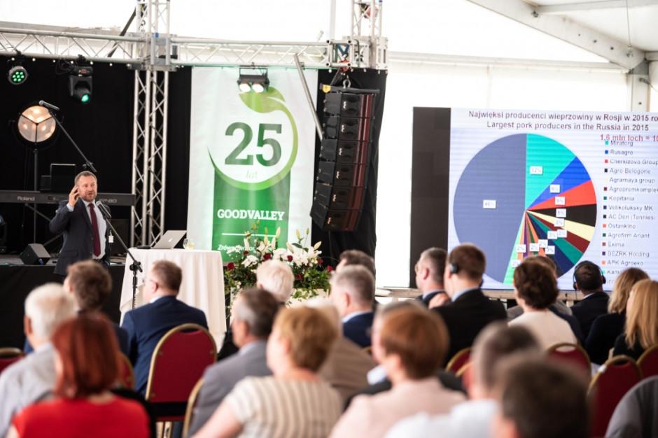 Konsolidacja sektora wieprzowego w Polsce przebiega zbyt wolno
