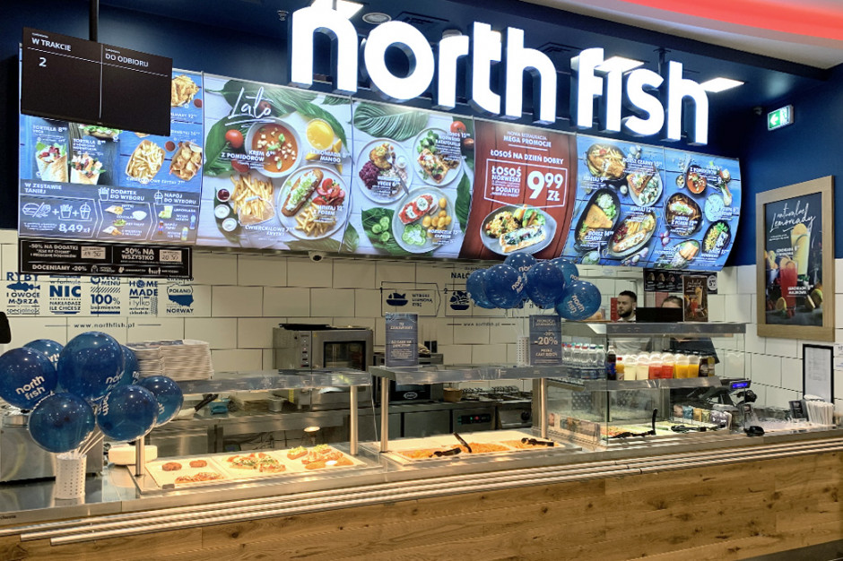 North Fish otwiera 47. lokal