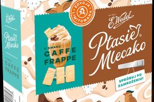 Ptasie Mleczko w nowych smakach na lato - Mango Shake i Caffe Frappe