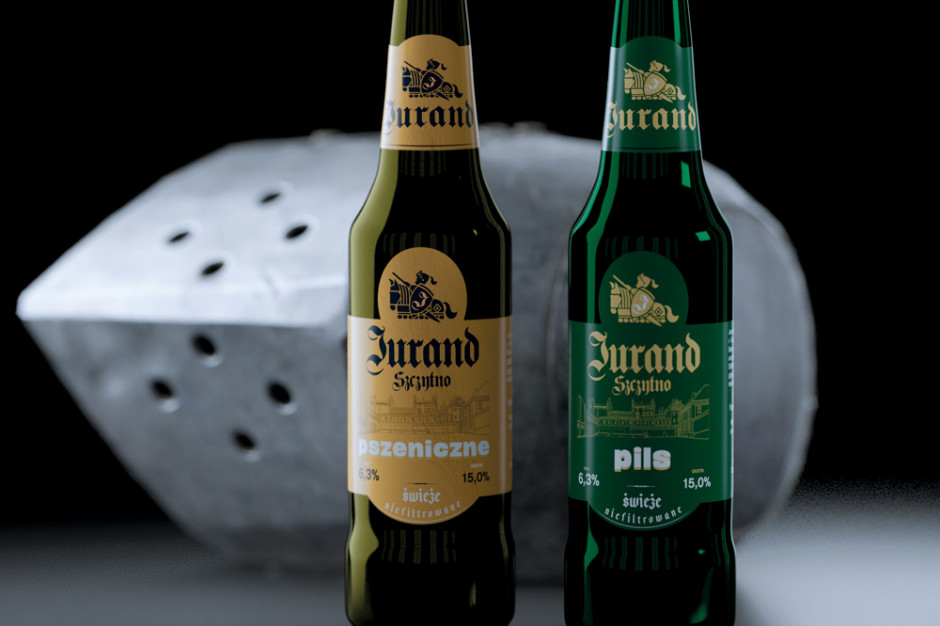 Mazurska Manufaktura Alkoholi wskrzesza kultowe piwo Jurand
