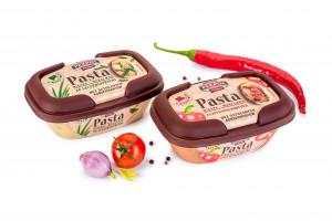 ZM Pekpol wprowadzają pasty mięsno-warzywne