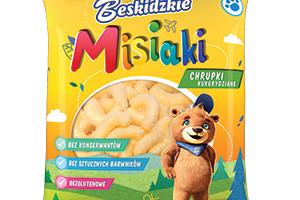 Beskidzkie Misiaki – nowa linia przekąsek wkrótce w sklepach