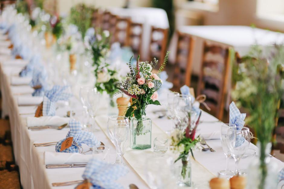 Wódka pierwszym wyborem organizatorów wesel. Średnio zamawia się 163 butelki
