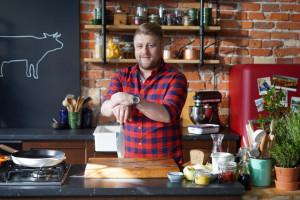 Znany kucharz Tomasz Jakubiak otwiera restaurację w Sopocie