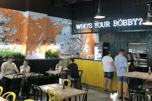 Bobby Burger z 40. lokalem w sieci