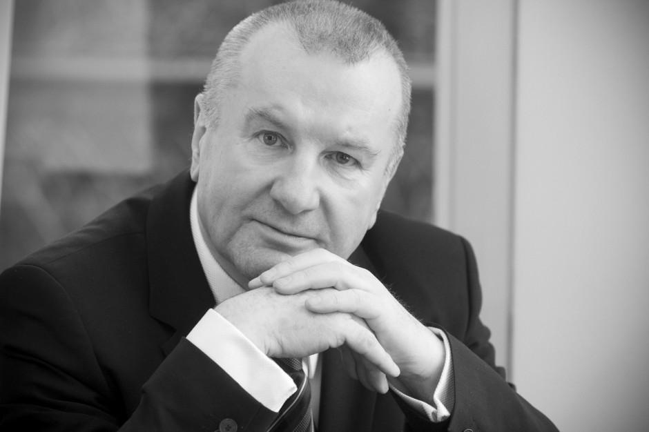 Nie żyje Kazimierz Pazgan, twórca Konspolu