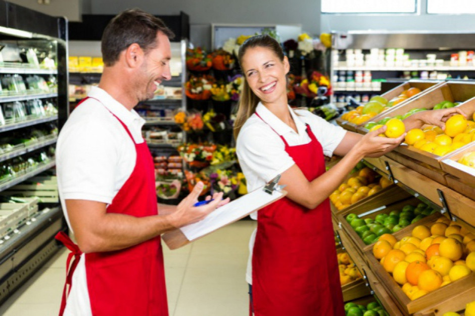 Handel płaci więcej nowo zatrudnionym