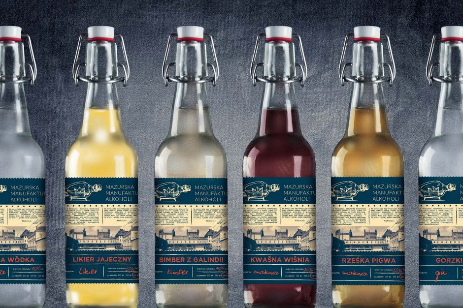 Mazurska Manufaktura Alkoholi pozyskała prawie 1,7 mln zł na produkcję kraftową