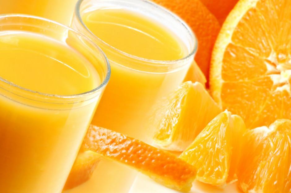 Wzrasta produkcja pomarańczy i zagęszczonego soku
