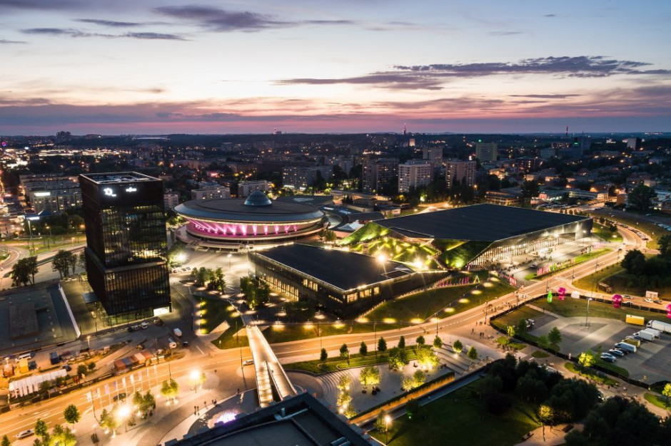 Zarządca Międzynarodowego Centrum Kongresowego w Katowicach szuka partnera tytularnego obiektu