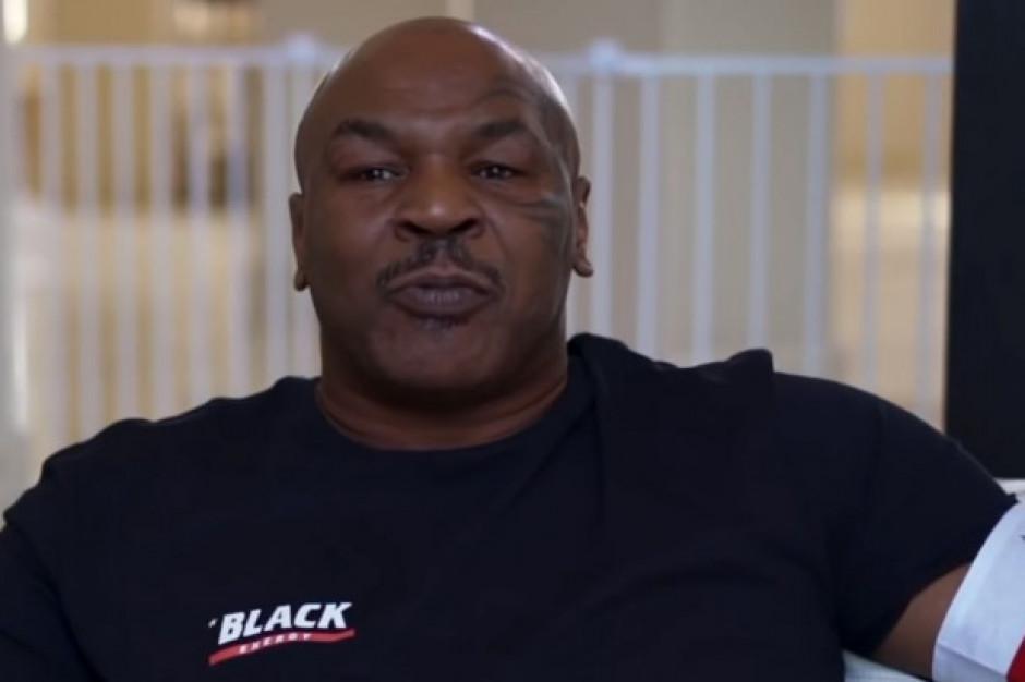 Mike Tyson spotkał się z uczestnikiem Powstania Warszawskiego