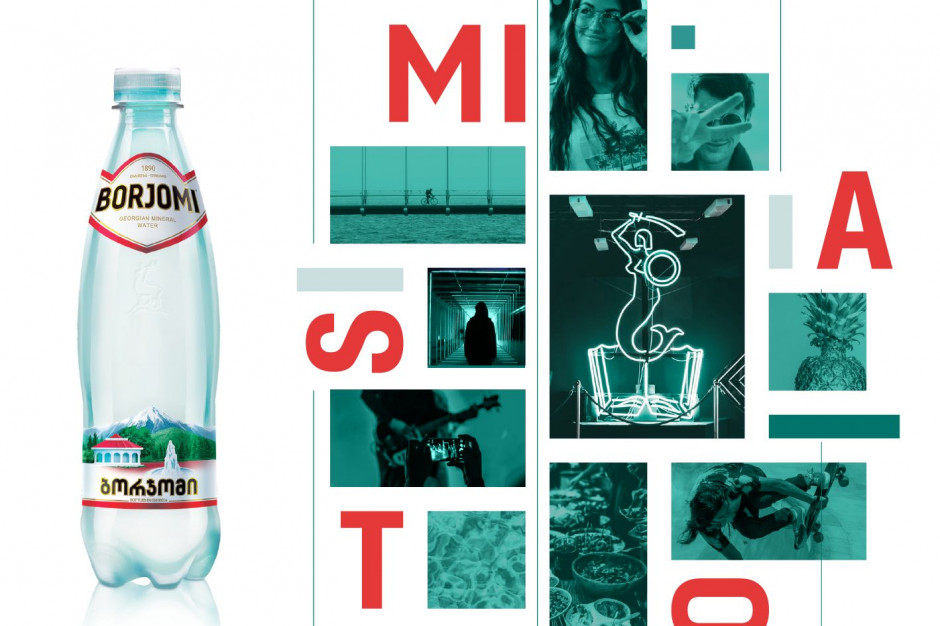 Rusza nowa akcja wizerunkowa marki Borjomi