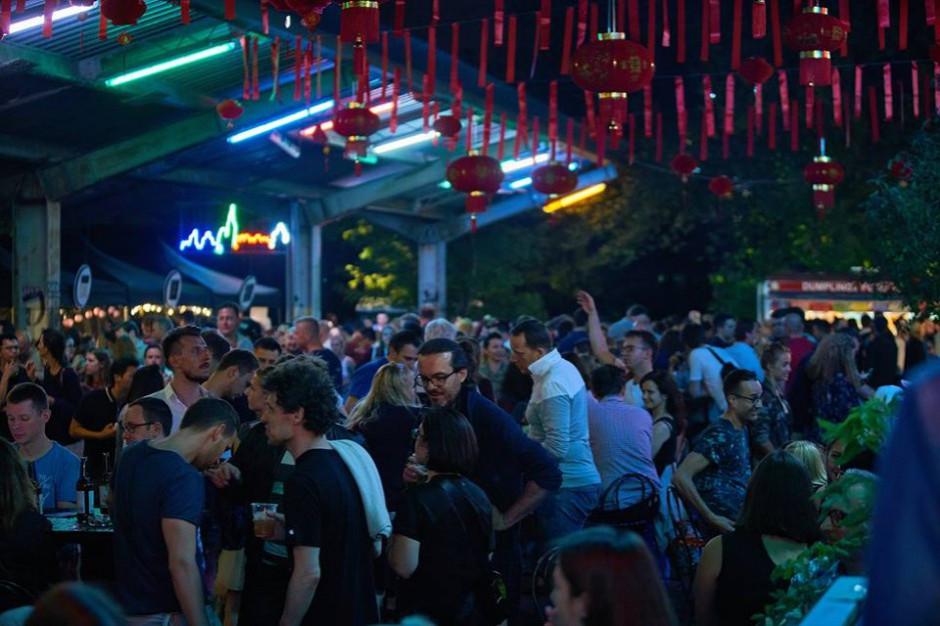 Casualowy piątek: Polacy pokochali letnie imprezy plenerowe