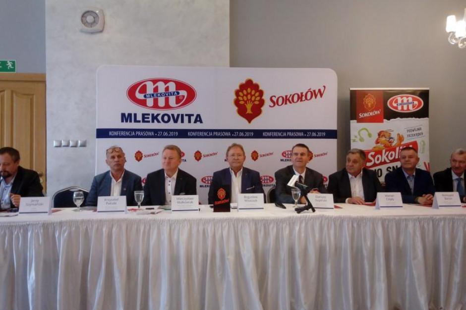 Mlekovita i Sokołów realizują wspólny projekt