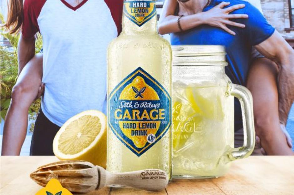 Napój piwny Garage z pierwszą telewizyjną kampanią reklamową