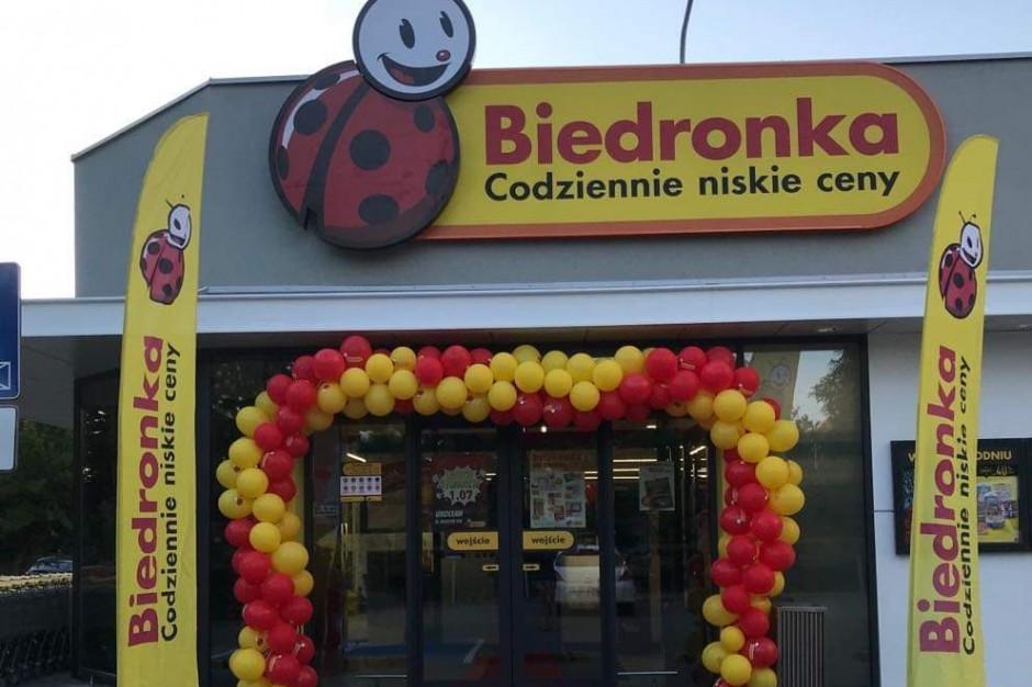 Słodziaki za 1 zł i rabaty. Biedronka prezentuje odnowiony format sklepu we Wrocławiu