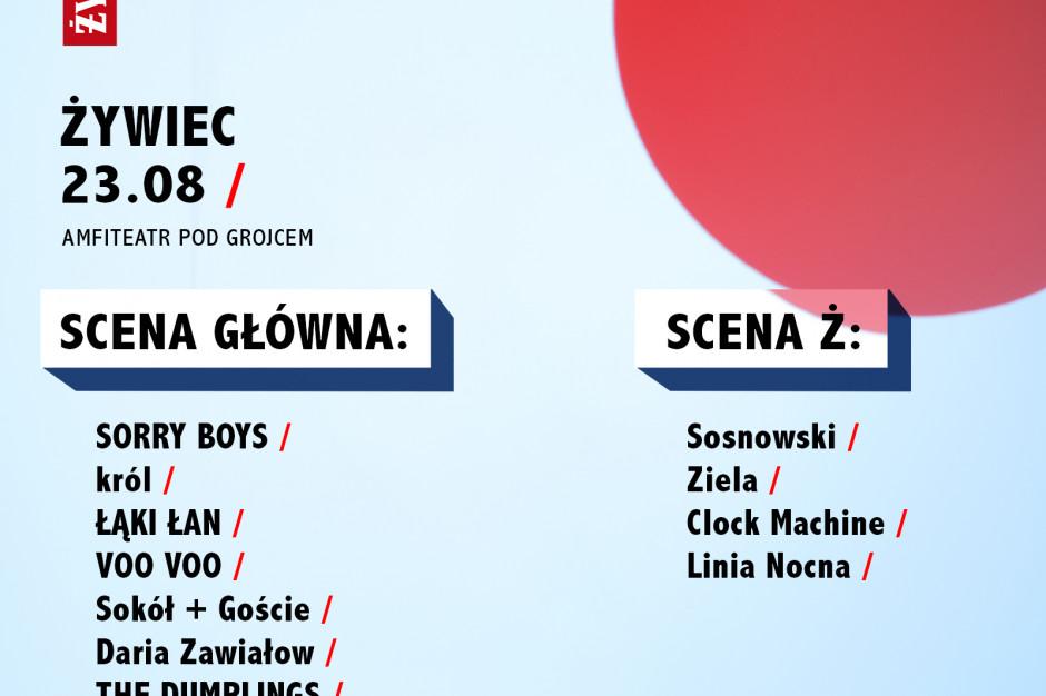Męskie Granie organizuje dodatkowy koncert w Żywcu
