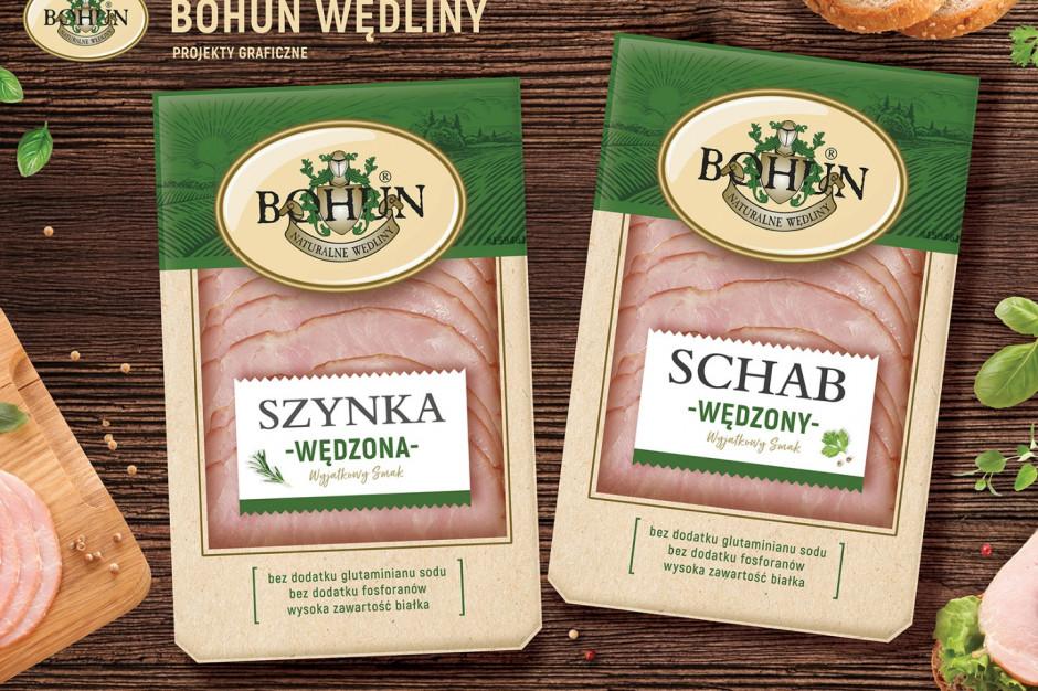 Szczecińska firma wędliniarska Bohun została sponsorem Pogoni Szczecin
