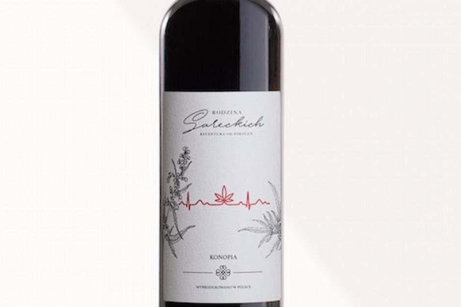 W Bielsku-Białej powstało pierwsze w Europie ziołowe wino z konopiami