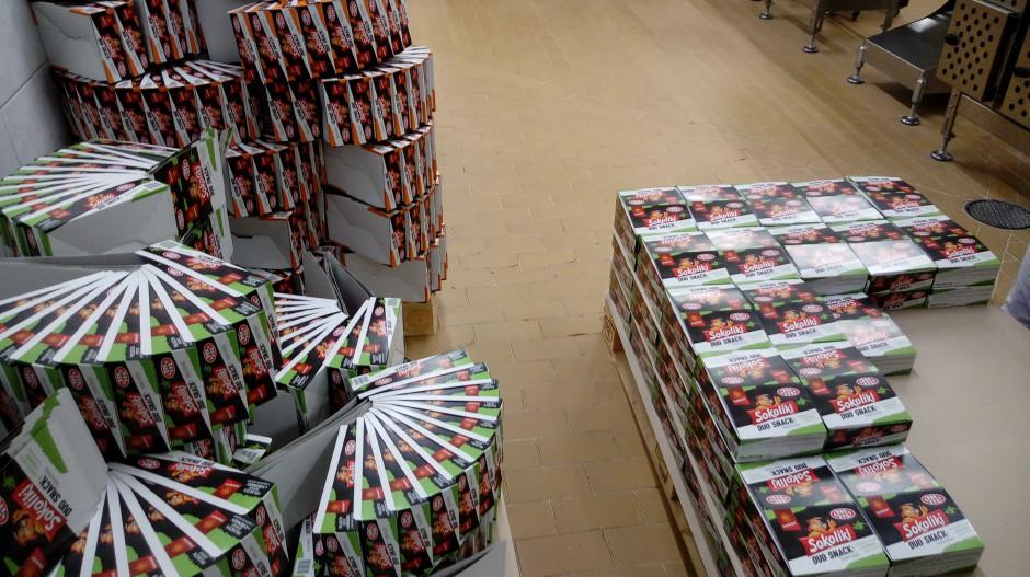 Zdjęcie numer 6 - galeria: Mleczna środa: Z wizytą w Mlekovicie (galeria zdjęć)