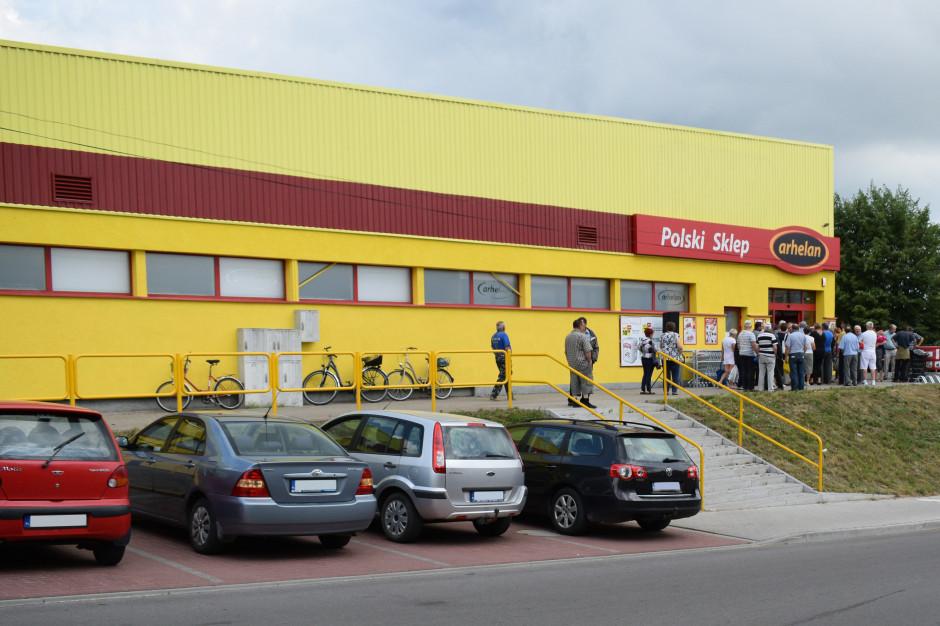 Arhelan otworzył kolejne sklepy. Sieć ma już 93 markety