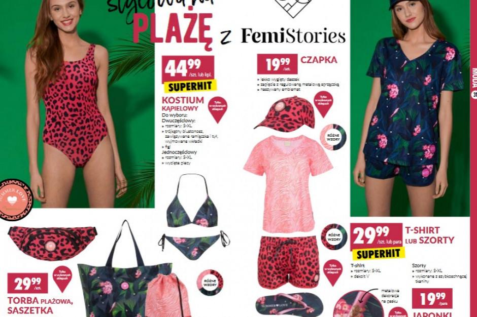 W Biedronce pojawią się ubrania Femi Stories